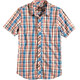 Prana M's Elliot Slim Fit Shirt Cove